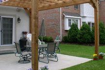 Lawns & Outdoor Rooms