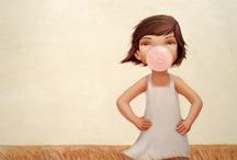 Dibujos y más / by Camila Marcias