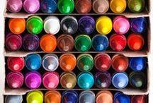 Colores / by Camila Marcias