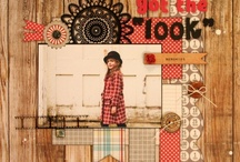 A.......Scrap layouts / by Gilly Haigh