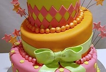 cakes / by Charlotte Nilsson Memmott
