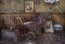 Abandoned / by Marta Kitten