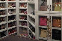 pinterest closet - accessories / by Lauren