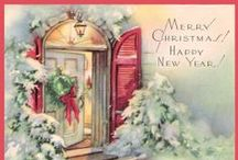 Vintage Greeting Cards / by Carolyn Douglas