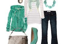 pinterest closet - outfits / by Lauren