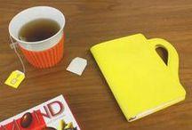A- Idées Créatives  / Comme si mes idées ne me suffisaient pas ^^.... je cherche l'inspiration...  La récupération et le détournement c'est mon dada!! / by Rachel David