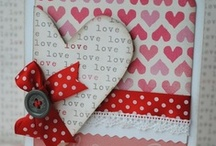 Cards.......Hearts / by Gilly Haigh