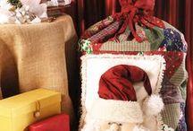 Decoração de Natal / DIY Craft Christmas / Boas ideias para decorar a casa na época mais festiva do ano. Basta clicar no link e aprender a fazer passo a passo no Portal de Artesanato