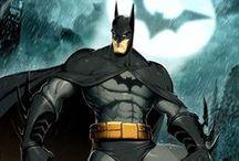 Bat World! / by Brett Botbyl