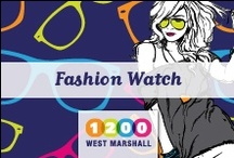 1200 West Marshall Fashion Watch / by 1200 West Marshall