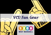 VCU Fan Gear / by 1200 West Marshall