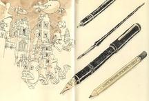 Visual Journaling / by Nan ette