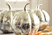 Fall Idea's and Crafts / by Sheila Smith