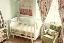 Baby Room / Dreaming of getting a house, and how I'll decorate when that day comes. Obviously I am also very excited about having a baby in the future. This is decoration and organization ideas for the baby's room.