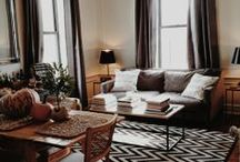 Home livingroom / by Gwen xoxo