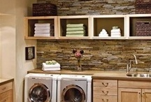 Home Laundry room / by Gwen xoxo