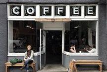 Coffee shops / by Camila Marcias
