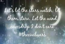 the civil wars / by Lauren