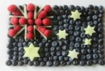 Australia Day Food etc / by Johanna GGG