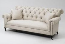 Lewis & Sheron Furniture / Lewis and Sheron offers custom furniture - online and at our store in Atlanta. Simply pick the frame, pick the fabric and our team of American furniture builders create your unique piece in 4-6 weeks.