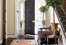 Home Hallway / by Gwen xoxo