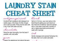 Clean Clothes / Laundry!-It's a Never Ending Battle.