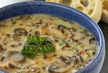 I'd Eat That-Soups & Salads / Light Fare & Warm Comfort Foods