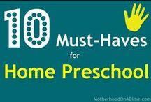Preschool Home School