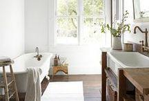 bathroom / inspiration for bathrooms
