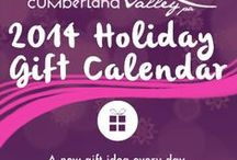 2014 #FoundItInCV Gift Guide / Find gifts for everyone on your list this holiday season from shops and attractions in the Cumberland Valley.