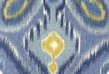 Designer Collections / HGTV fabrics; John Robshaw fabrics; Jonathan Adler fabrics; Thom Filicia fabrics; Williamsburg fabrics at www.lsfabrics.com