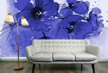 Walls and wallpapers / Home decor