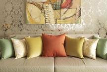 Interior Design / Places & spaces, decor & DIY decorating / by Colleen Barrett