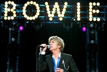 David Bowie ~ Favorite Rock God