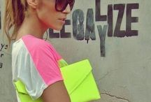 I ♥ fashion / Favourite fashion items