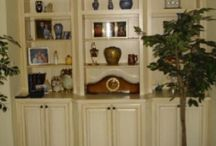Taylor made custom cabinets / by Brittney McKowen