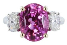 Pink Sapphires / by Shreve, Crump & Low