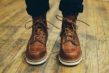Clothing & Shoes / A curated selection of men's styles.  / by Justin Nordan