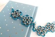 ChainMaille Love / Lovely chainmaille crafts
