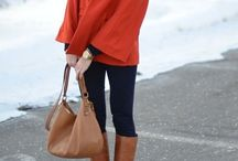 Fall/Winter Attire!  / by Brittney Taylor
