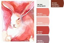 Color Palette for Interiors / by Pin Tabulous