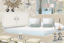 HOME BEDROOMS / LOVE MY HOME- INSPIRED BY FRESH NEW IDEAS AND THINGS WITH STYLE :) #BEAUTIFUL BEDROOMS / by Fran Anderson