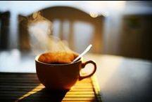 Tea or Coffee ? / by Papillonnements de Marie