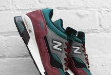 New Balance / New Balance launched its UK manufacturing facility for technologically innovative footwear 22 years ago against the trend, which has seen many of its competitors moving production overseas, the company remains committed to manufacturing in Britain.