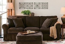 inspiration {sofa redo} / Recovering my couch and looking for inspiration and ideas