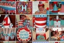 Ev's First Birthday