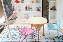 inspiration {baby's play space}