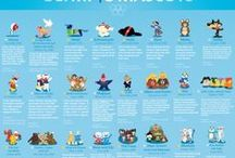 Olympic mascots / by Jul Navarro