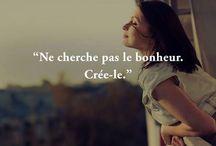 French words / petits mots doux / by Papillonnements de Marie