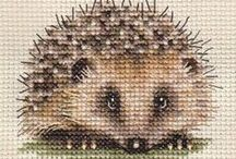 cross stitch / by Lykke Madsen